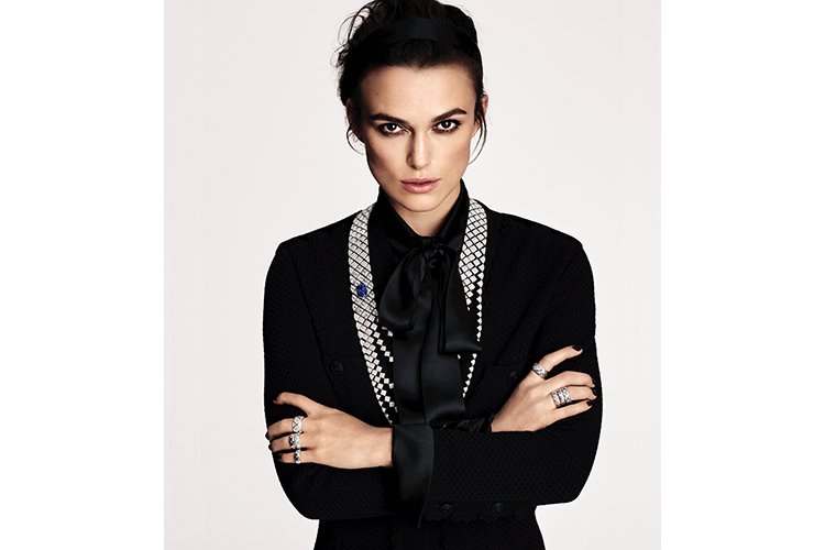 Keira Knightley Stars In An Interview For Chanel Coco