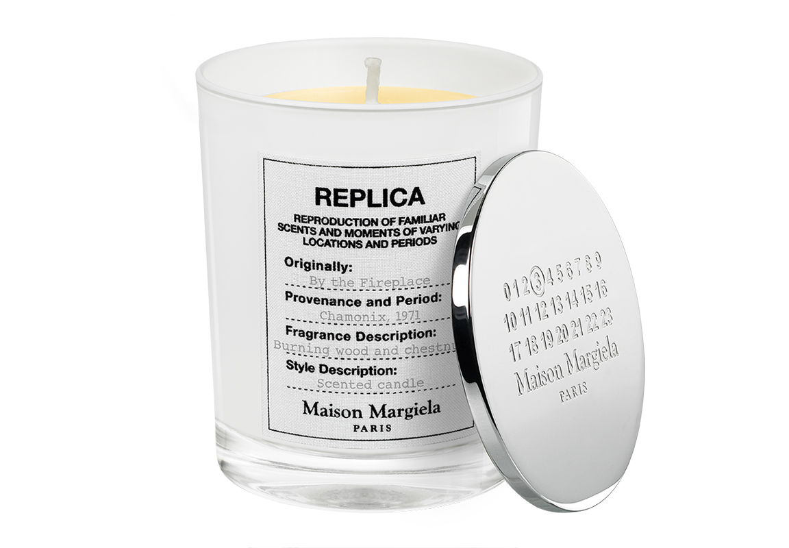 "Maison Margiela Releases ""By The Fireplace"" Scented Candle - Maison Margiela Releases"